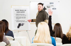 certified firearms instructor insurance